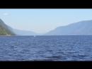 Рассекая воды Телецкого озера