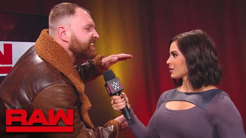 The «Kingslayer»: Dean Ambrose sounds off on Seth Rollins' ego: Raw, Dec. 10, 2018