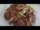 Аппетитное Хе из отварного мяса