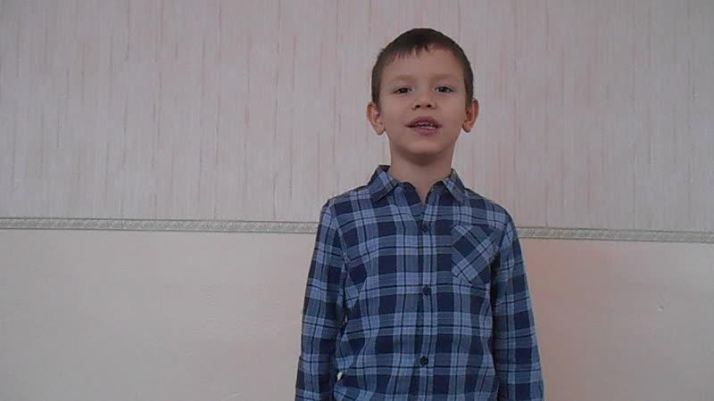 Чурсин Миша - Дети не знавшие войны(Стихи Максима Сафиулина)