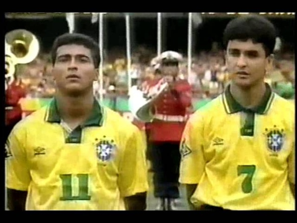 1994 FIFA World Cup Qualifiers Brazil v Uruguay