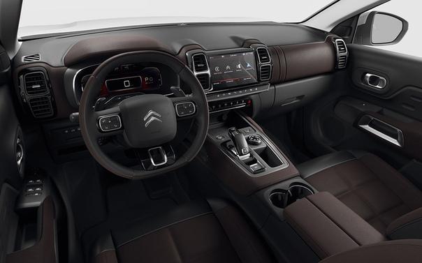 Большой кроссовер Citroen C5 Aircross: скоро начнутся продажи в России. Компания Citroen объявила о выводе на российский рынок нового кроссовера C5 Aircross. Продажи автомобиля, который является