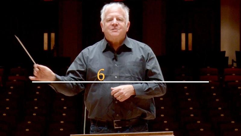 Lesson Seven: The Other Beats, Leonard Slatkin's Conducting School
