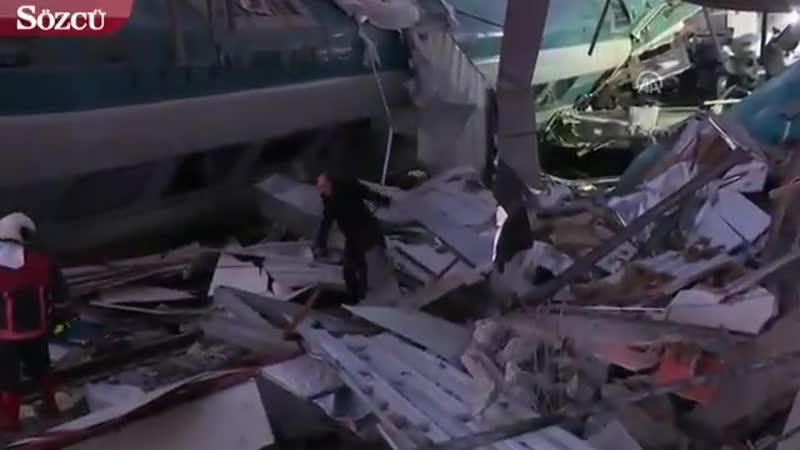 Столкнулись два поезда. Новые подробности катастрофы на железной дороге в Турции
