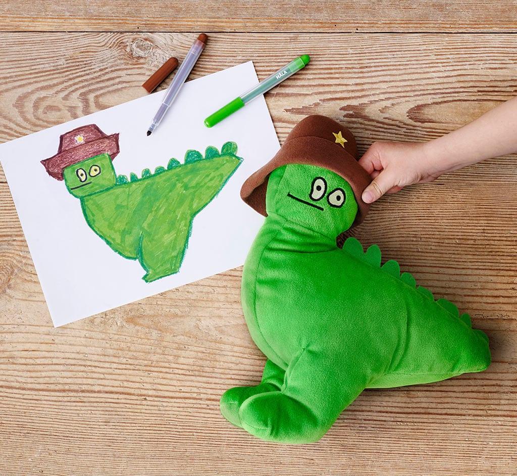 Афиша Калуга Мастер-класс по созданию игрушек из рисунков