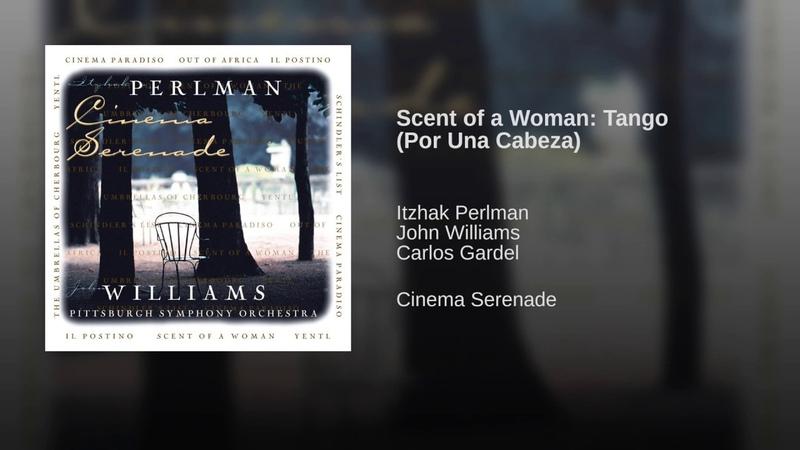 Scent of a Woman Tango Por Una Cabeza
