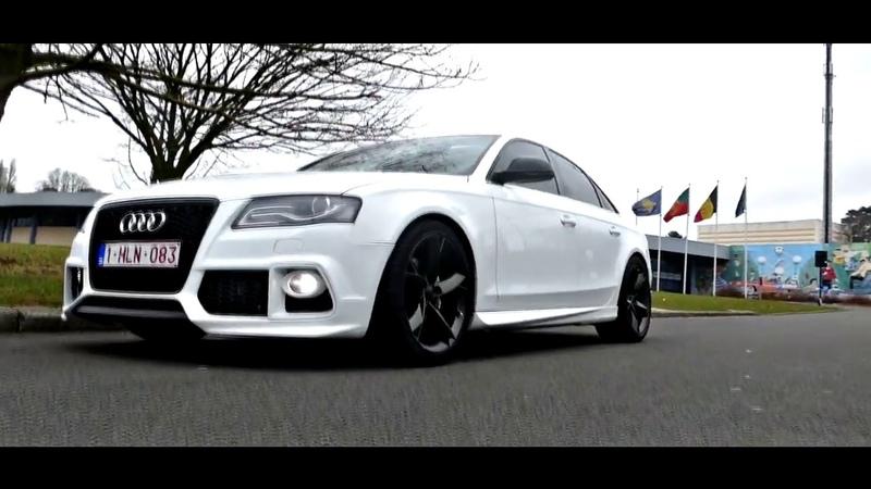 Audi A4 V6 2.7TDI Brutal EXHAUST