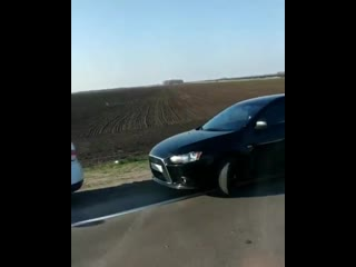 Страшная авария на трассе Ростов – Волгодонск