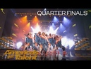 The Future Kingz: Chicago Dance Crew Delivers Powerful Performance - America's Got Talent 2018
