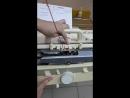 Вязание Репса на Бразер