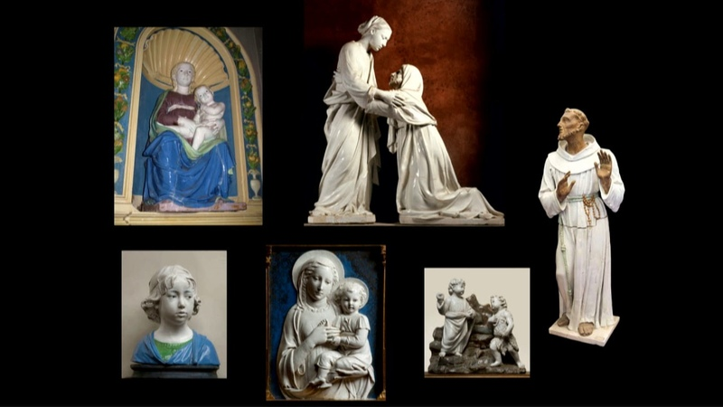 Sculpting with Color in Renaissance Florence An Introduction to the Della Robbia Exhibition
