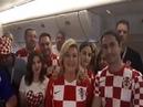 Президент Хорватии поблагодарила Россию за ЧМ-2018 на русском языке!