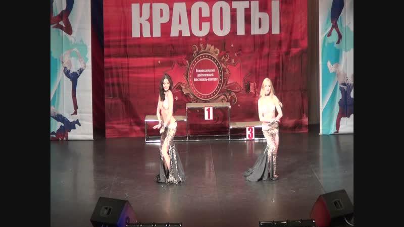 Дуэт Полухина Елена и Ильина Алина