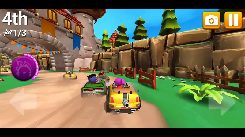 Rev Heads Rally IOS Android Review Gameplay Walkthrough Part 3