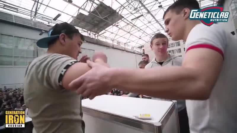 Bonjour Russie accueillir tournoi international Baffe dans la gueule . Celui mettre plus grosse baffe à adversaire, lui gagner