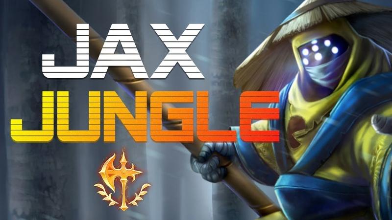 ITA Jax Jungle Guide and Build season 8 20 A guide for Jax Jng League of Legends Climb to Plat