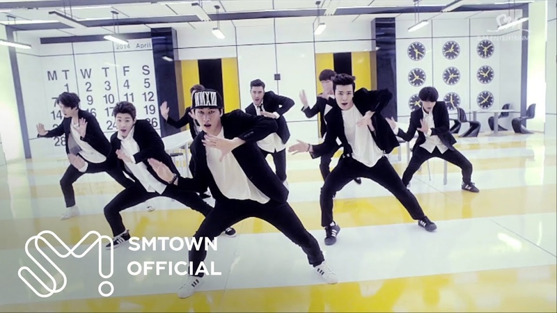 SUPER JUNIOR-M 슈퍼주니어-M 'SWING' MV (KOR Ver.)