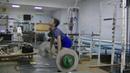 Бессонов Дима, 13 лет, св 39 1 кг Толчок 27 кг 4х2 р