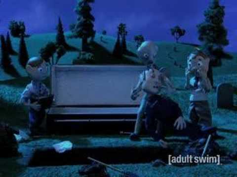 Adult swim video Moral Orel