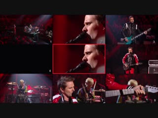 Muse - Hungry Like The Wolf (Duran Duran cover) Mosaic
