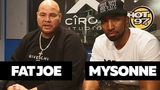 FAT JOE &amp MYSONNE FREESTYLES ON FUNK FLEX #FREESTYLE103