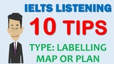 Common mistakes and 10 tips to do type LABELLING MAP OR PLAN