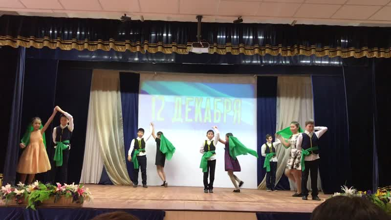5 б Татарский танец