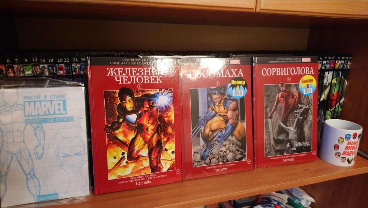 Супергерои Marvel. Официальная коллекция - Вопросы подписки