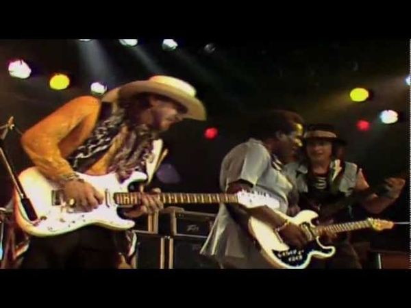 Stevie Ray Vaughan Double Trouble - Live @ Montreux 1985 - Digitally Remastered! (4/7)
