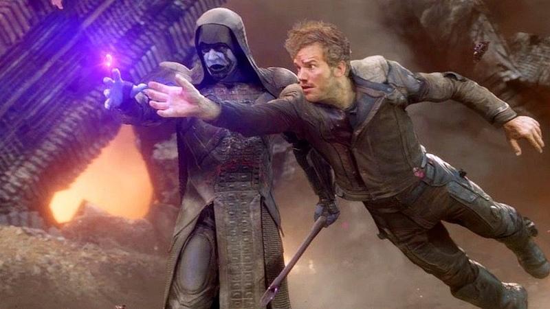 Star Lord Dance Off Bro Battle of Xandar Scene - Guardians of the Galaxy (2014) IMAX Movie CLIP HD