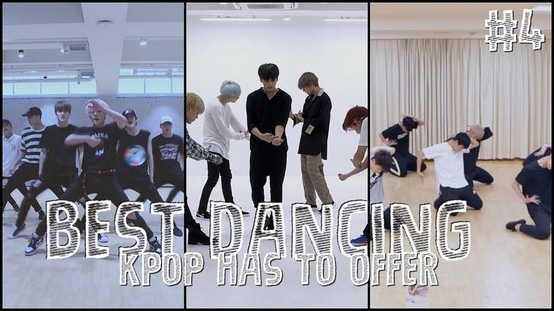 Best Dancing KPop Has To Offer | Boy Groups 4