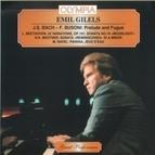 Johann Sebastian Bach альбом Bach-Busoni, Beethoven, Medtner & Ravel: Piano Works