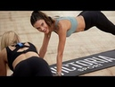 Victoria's Secret Train Like An Angel Live: Alessandra Ambrosio Tracy Anderson - Full Workout