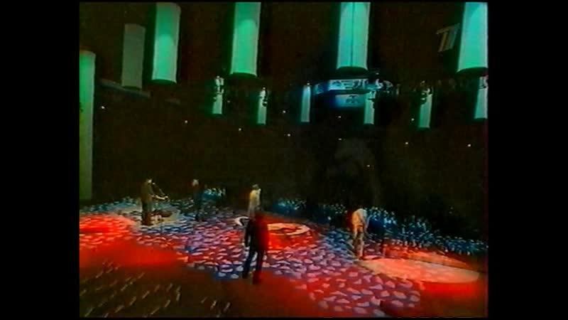 Праздничный концерт ко Дню влюблённых Первый канал 13 02 2004 Владимир Пресняков Мост
