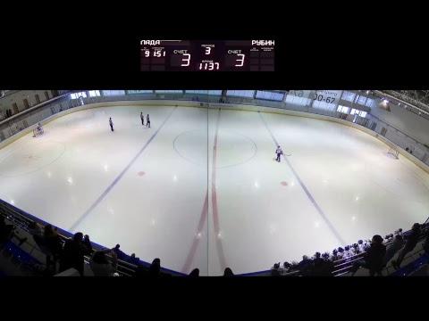 7.12.2018 МКЦ Поволжье. Лада-2006 (Тольятти) - Рубин-2006 (Кузнецк)