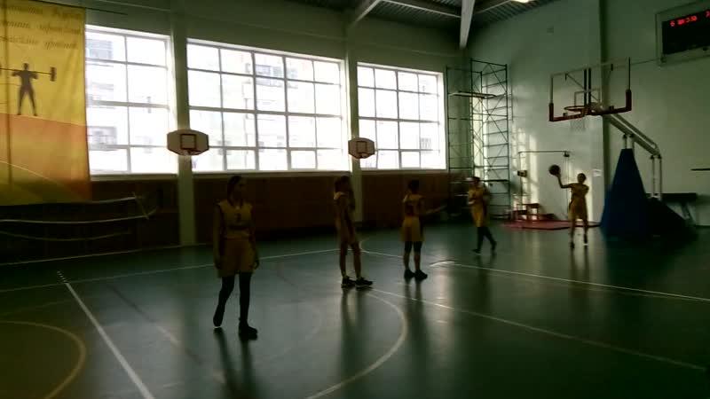Все звёзды баскетбола (19.03.2019)