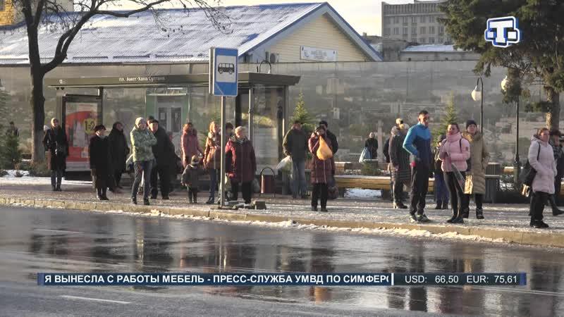 Почти завершилась реконструкция площади имени Амет-Хана Султана в Симферополе