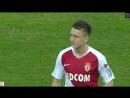 Франция - Лига 1. 7-й тур. Монако – Анже. 25.09.2018