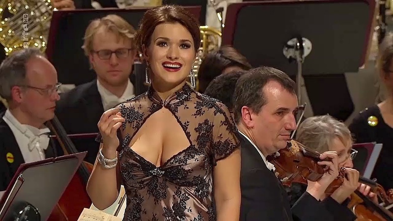 Olga Peretyatko✮♫ Il bacioThe Kiss Waltz von Luigi Arditi