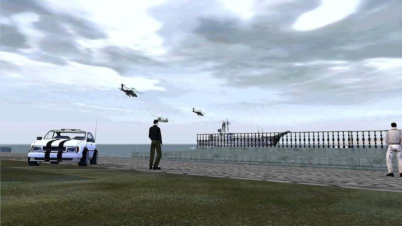Operation Flashpoint: Resistance - прохождение - миссия 18 - Красный петух - финал » Freewka.com - Смотреть онлайн в хорощем качестве