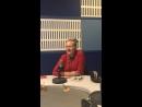 Лада Гриневич копирует нашего ведущего Кирилла Лушникова