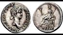 Денарий, 80 н.э., Монета Тита, Древний Рим, Denarius, 80 AD