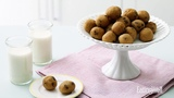 How to Make Edible Chocolate Chip Cookie Dough Balls EatingWell