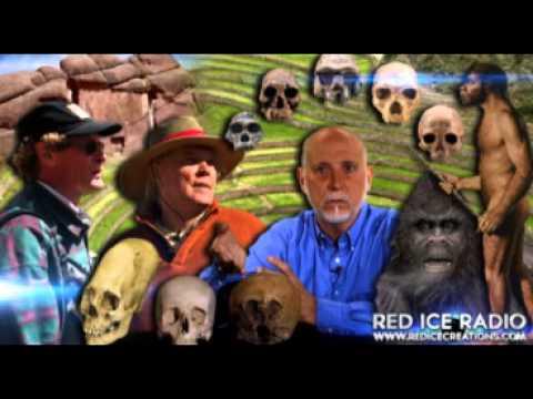 Red Ice Radio - Lloyd Pye, Brien Foerster Jerry Wills - Hour 1 2 - Human Origins Lost Races