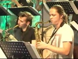 Prague JJ Conservatory Big Band, MarezigeJazz 2014