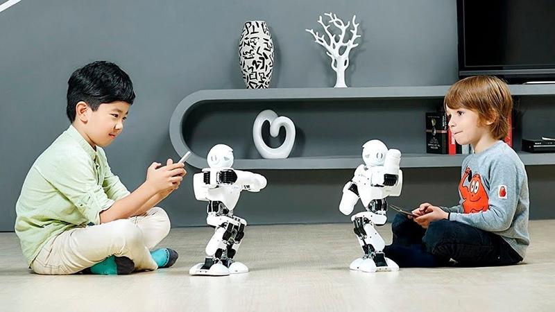 Умный Альфа робот К3