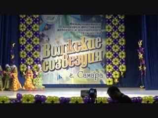 Мамино сердце Театр мод пгт Петра Дубрава Международный конкурс Волжские созвездия