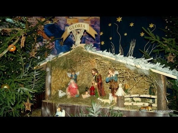 Szopka w kościele św Anny Boże Narodzenie Łódź 2012