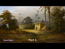 Oil Painting Landscape From Egypt Step By Step By Yasser Fayad Part 3