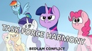 Task Force Harmony Bedlam Conflict